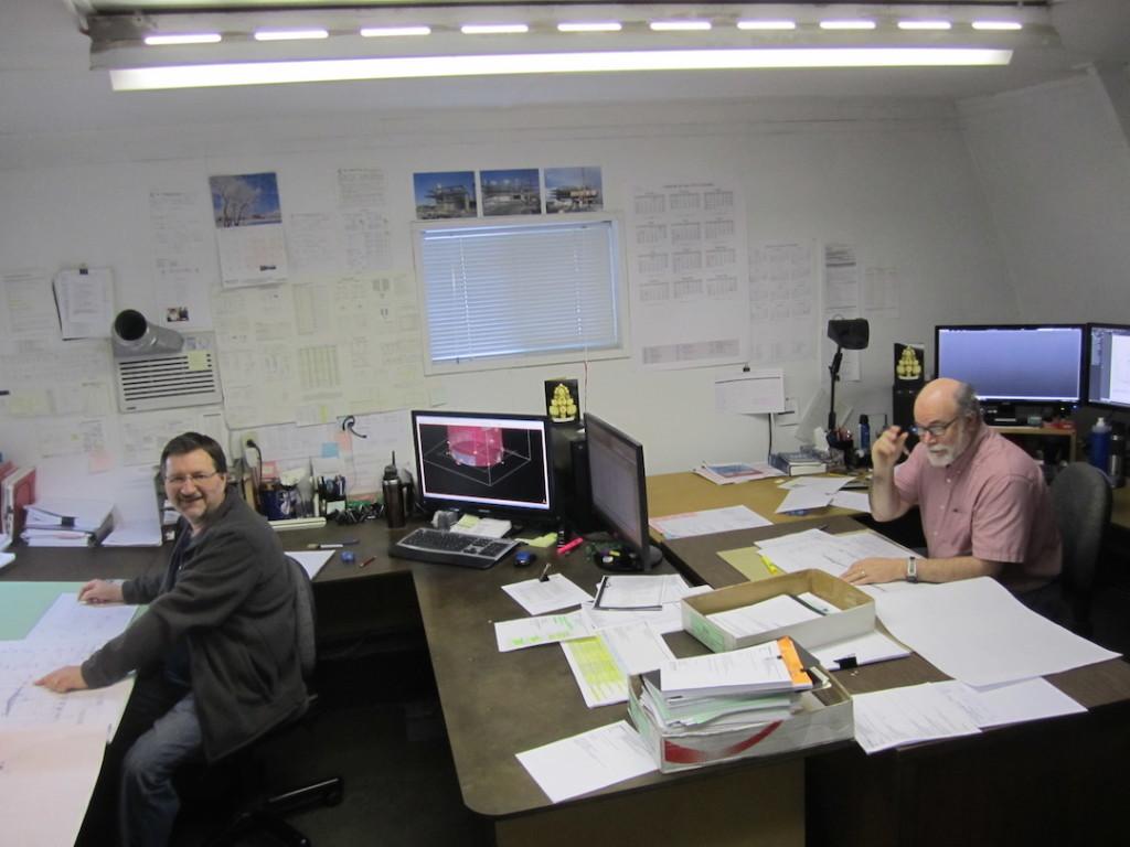 TGC Team Working