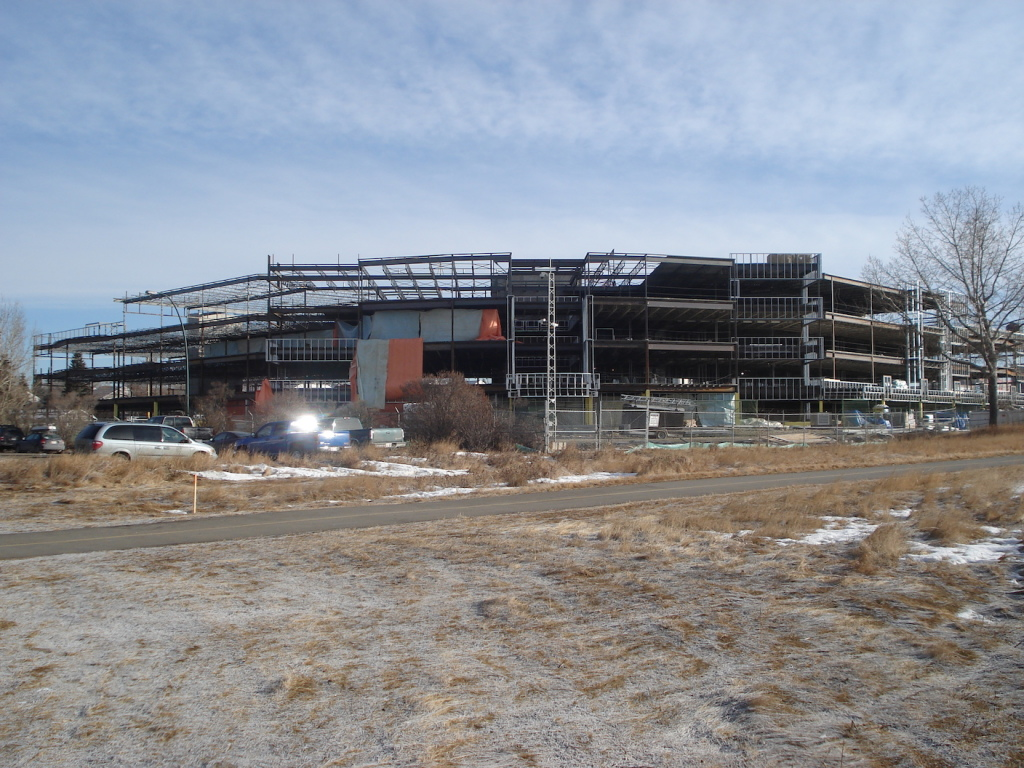 Medallion Office Building - TGC Consulting Services - Miscellaneous & Structural Steel Drawings, Fabrication and Detailing