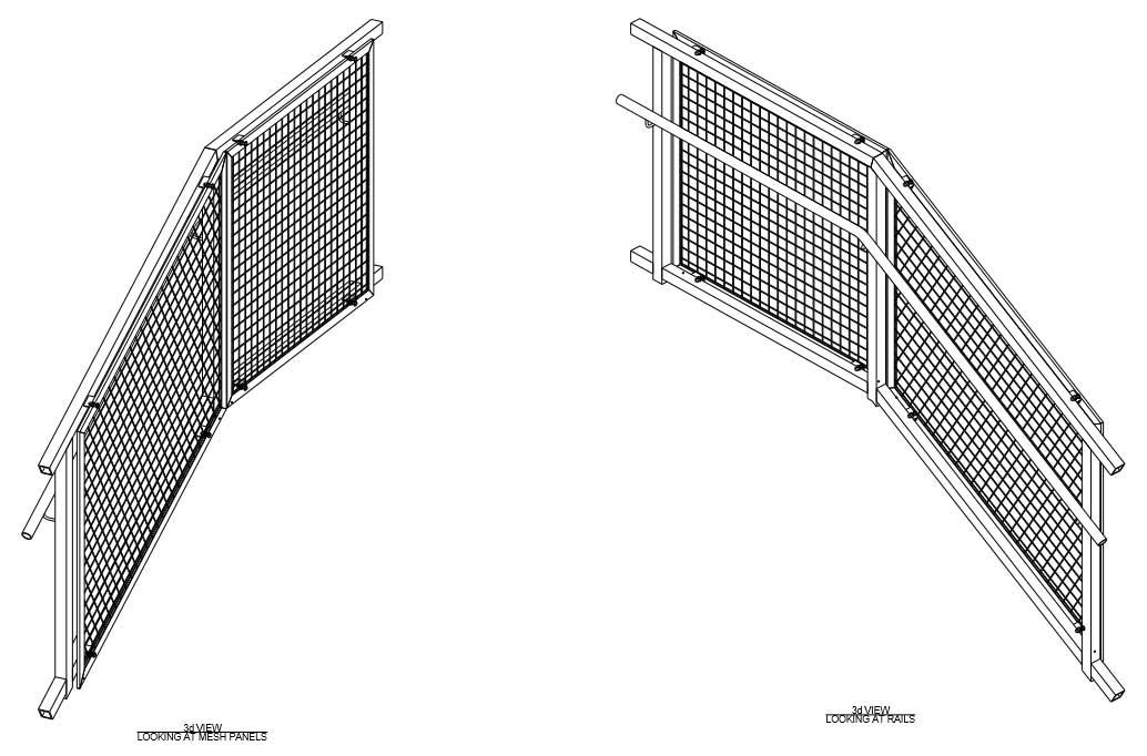 3D Steel Detailing