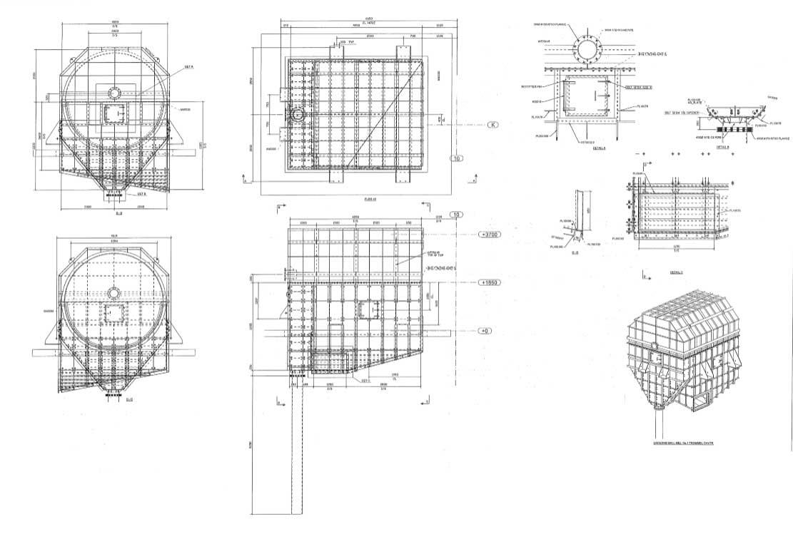 Steel Drawings